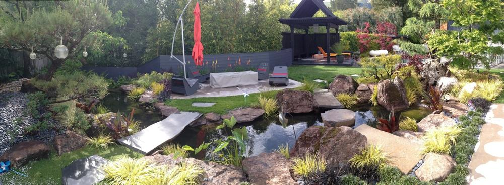 Click image for larger version.  Name:Koi Pond pic.jpg Views:626 Size:93.3 KB ID:39492